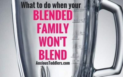 What to do When Your Blended Family Won't Blend.